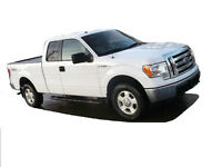 2010 FORD XLT F150 4x4 QUAD CAB  Cash/trade/lease to own terms.