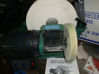 Viking grinder - Craftex affuteur 70 rpm humide - wet