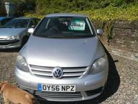 2006 VOLKSWAGEN GOLF PLUS 1.9 SE TDI PD