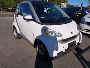 2012 SMART CAR Safety and e-test