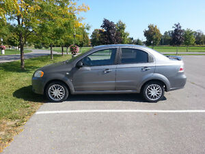 2007 Chevrolet Aveo Saftied, Etested and Warrantied  Only 121K