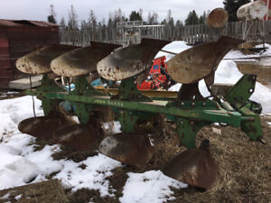 4 Bottom Role-over Plow