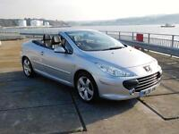 Peugeot 307 CC 2.0HDi ( 136bhp ) Coupe 2006MY Sport
