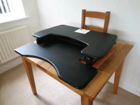 VariDesk Pro Plus Adjustable Desk Converter