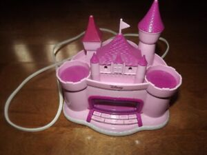 Disney Castle Storytelling Alarm Clock