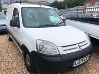 2009 Citroen Berlingo First 1.6HDi COMPLETE WITH M.O.T AND WARRANTY