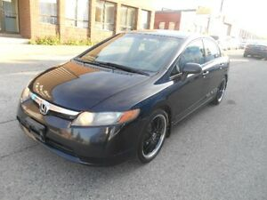 2007 Honda Civic DX-G,5 Speed