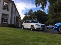 Audi A3 sline 3.2 v6