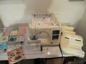 Singer Quantum XL 100 Sewing/Embroidery Machine