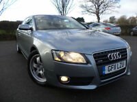 Audi A5 2.0TDI 2011 quattro Full Leather Full Audi History Alloys