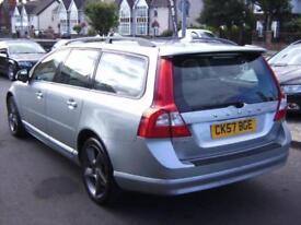 2007 Volvo V70 D5 SE Sport 5dr Geartronic 5 door Estate