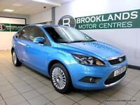 Ford Focus 1.6 TITANIUM AUTO [3X FORD SERVICES, HEATED SEATS and DAB RADIO]