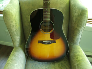 SEAGULL SPRUCE ACOUSTIC ELECTRIC