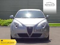 2009 59 ALFA ROMEO MITO 1.4 VELOCE 16V 3D 95 BHP