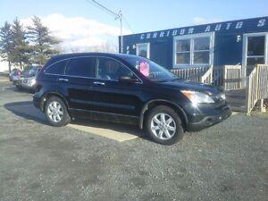 2009 Honda CR-V AWD SUV, Crossover  !! AWD !! LEATHER !!