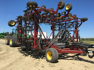 Air Seeder and Cart