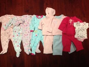 Girls 9 months clothes