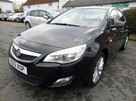 Vauxhall Astra 1.6i 16v VVT 2012 Active, Superb Condition, FSH, 6 MONTH WARRANTY