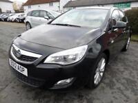 Vauxhall Astra 1.6i 16v VVT 2012 Active, Supurb Condition, FSH, 6 MONTH WARRANTY