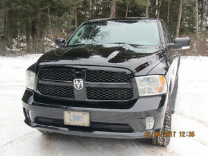 2014 Ram 1500 Outdoorsman Quad Cab 4X4
