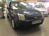 2003 03 Ford Fusion 2 Diesel £30 Tax
