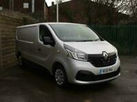 2018 Renault Trafic LL29 ENERGY dCi 125 Business+ Long Wheelbase L2H1 Van PANEL