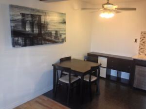 Renovated 2 Bedroom Condo in Quiet Building Close to LRT
