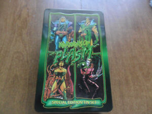 ►►►► WARRIORS OF PLASM - SPECIAL EDITION TIN SET ◄◄◄◄