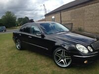 FOR sale Mercedes e320