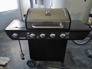 BBQ Master Chef stainless