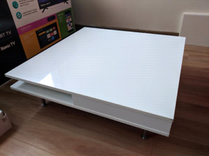 White Coffee Table - Tofteryd