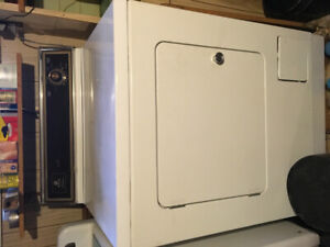 Older Gas dryer and washing machine.   make an offer!