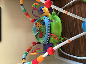 how to change batteries in jumperoo