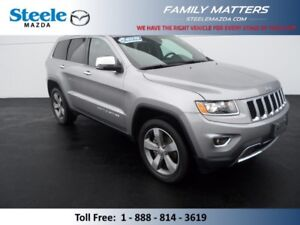 2016 Jeep GRAND CHEROKEE Limited OWN FOR $297 BI-WEEKLY WITH $0
