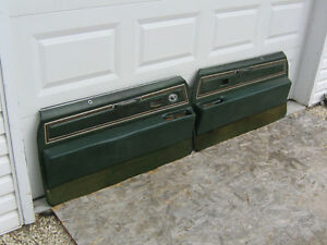 1970 Bonneville Pair of Door Panels