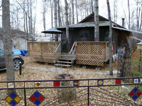 MAREAN LAKE CABIN FOR SALE