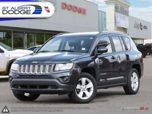 2014 Jeep Compass Sport  HEATED CLOTH SEATS | BACK UP CAM | REMO