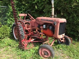 1941 Allis Chalmers Tractor