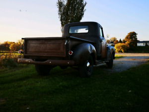 Completely original 1954 Chevrolet 3100