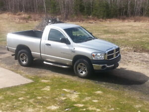 selling a truck