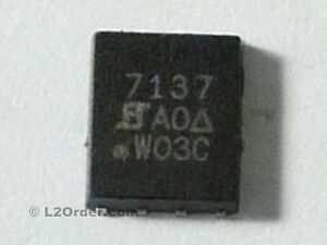 5x-NEW-SI7137DP-7137-QFN-power-MosFet-IC-Ship-From-USA