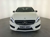 2013 63 MERCEDES-BENZ A180 AMG SPORT 1 OWNER SERVICE HISTORY FINANCE