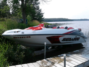 Bateau Sea-doo Speedster 150 155hp 2008 sea doo