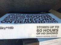 New SKY HD Box