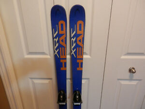 130cm HEAD XRC Downhill Skis