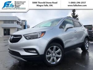 2018 Buick Encore Essence  AWD,NAV,LEATHER,SUNROOF,HEAT STEERING