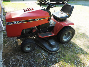 Wanted YARD PRO LIKE THIS Tractor GTV 16hp 6 spd. on fender