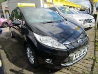 Ford Fiesta 1.25 ZETEC 82BHP (black) 2010