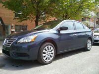 2014 Nissan Sentra Berline avec options - 265$/mois taxes in!