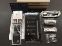 Brand new sim free original Samsung Galaxy Note 4 N910F sealed box with full accessories